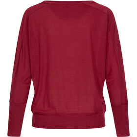 super.natural Kula Top Women, rumba red